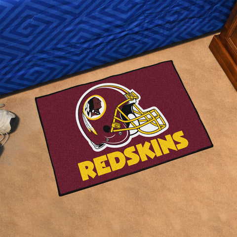 "NFL - Washington Redskins Starter Rug 19""x30"""