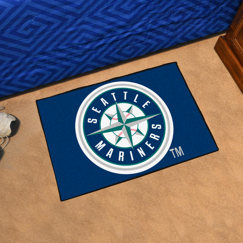 "MLB - Seattle Mariners Starter Rug 19""x30"""