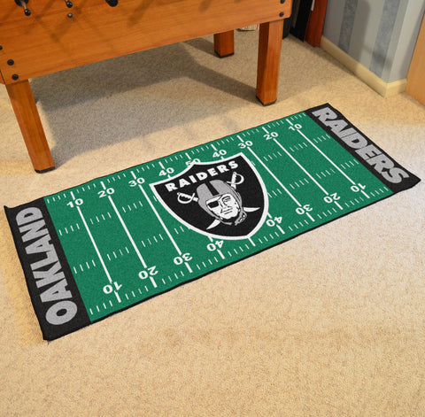 "NFL - Oakland Raiders Runner 30""x72"""