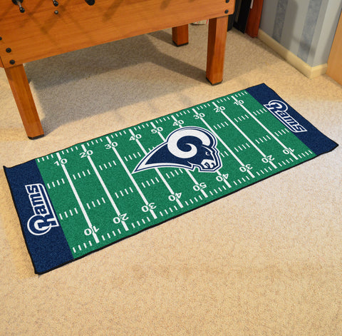 "NFL - Los Angeles Rams Runner 30""x72"""