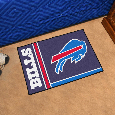"NFL - Buffalo Bills Uniform Starter Rug 19""x30"""