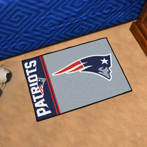 "NFL - New England Patriots Uniform Starter Rug 19""x30"""
