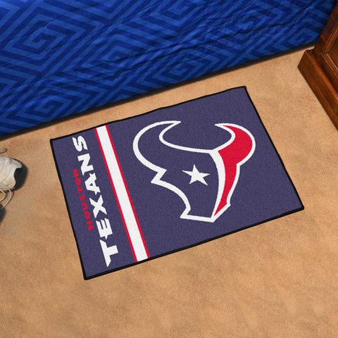 "NFL - Houston Texans Uniform Starter Rug 19""x30"""