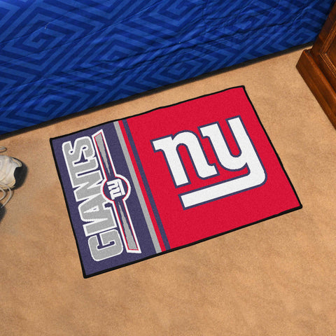 "NFL - New York Giants Uniform Starter Rug 19""x30"""