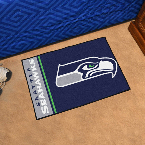 "NFL - Seattle Seahawks Uniform Starter Rug 19""x30"""