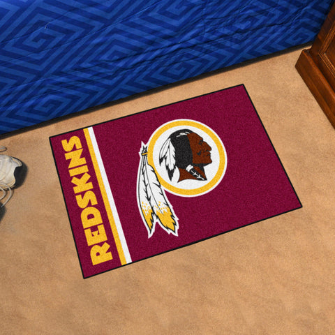 "NFL - Washington Redskins Uniform Starter Rug 19""x30"""
