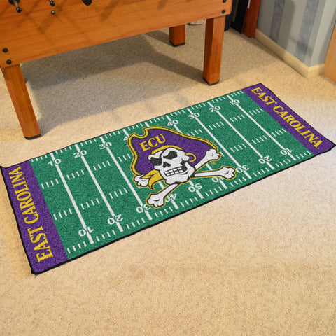 "East Carolina Runner 30""x72"""