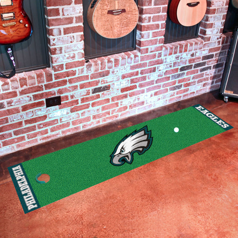 "NFL - Philadelphia Eagles Putting Green Runner 18""x72"""