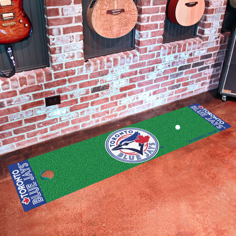 "MLB - Toronto Blue Jays Putting Green Runner 18""x72"""