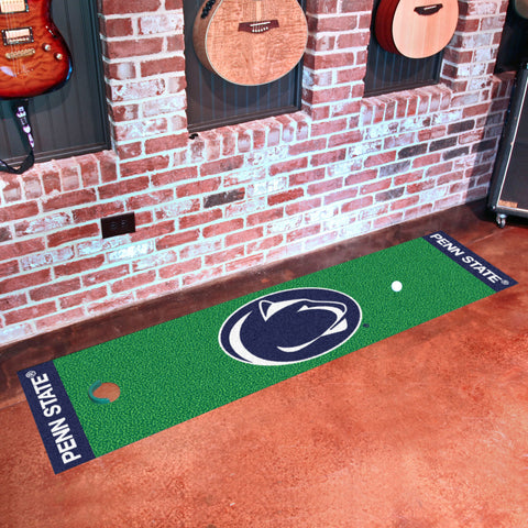 "Penn State Putting Green Runner 18""x72"""
