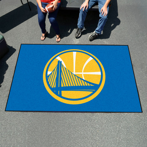 NBA - Golden State Warriors Ulti-Mat 5'x8'