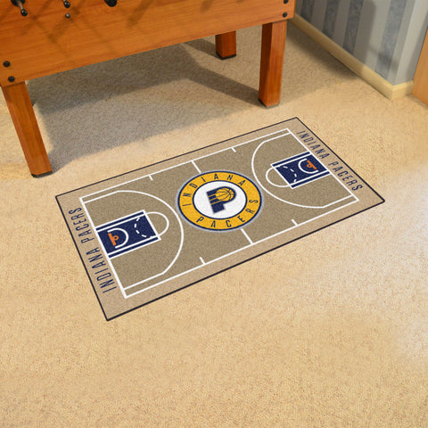 NBA - Indiana Pacers Large Court Runner 29.5x54