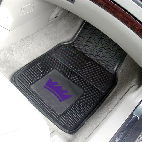 "NBA - Sacramento Kings 2-pc Vinyl Car Mats 17""x27"""