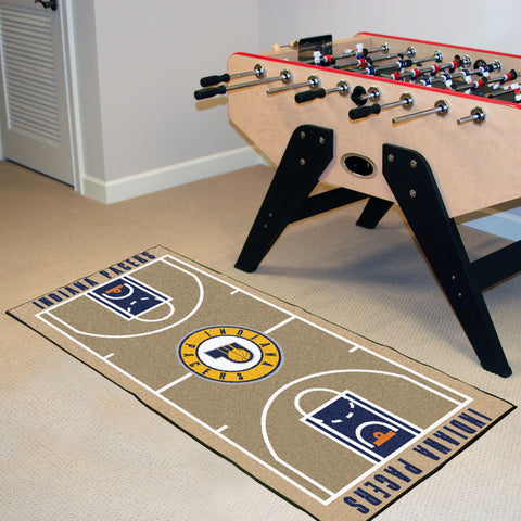 NBA - Indiana Pacers NBA Court Runner 24x44