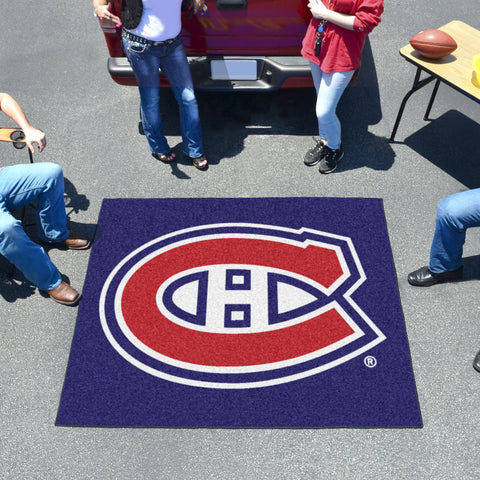 NHL - Montreal Canadiens Tailgater Rug 5'x6'