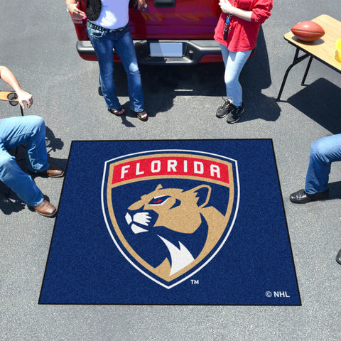 NHL - Florida Panthers Tailgater Rug 5'x6'