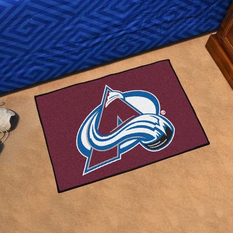 NHL - Colorado Avalanche Starter Mat