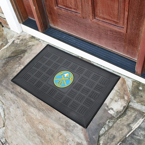"NBA - Denver Nuggets Door Mat 19.5""x31.25"""
