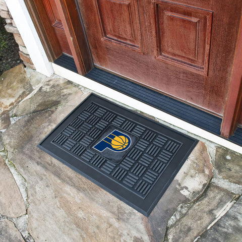 "NBA - Indiana Pacers Door Mat 19.5""x31.25"""
