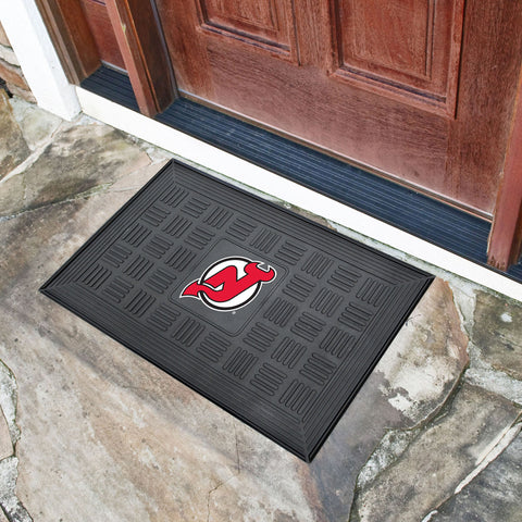 "NHL - New Jersey Devils Door Mat 19.5""x31.25"""