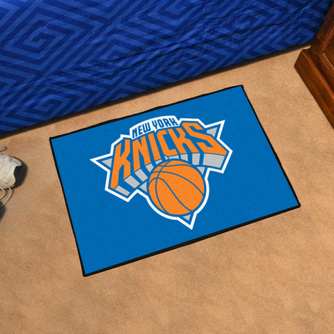 "NBA - New York Knicks Starter Rug 19"" x 30"""