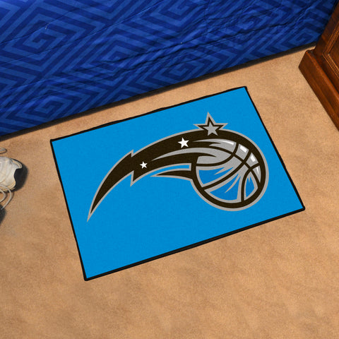 "NBA - Orlando Magic Starter Rug 19"" x 30"""