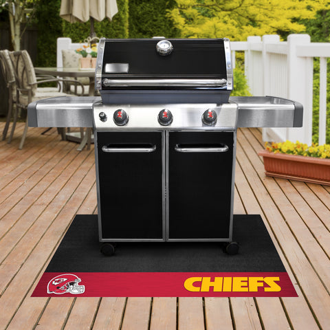 "NFL - Kansas City Chiefs Grill Mat 26""x42"""
