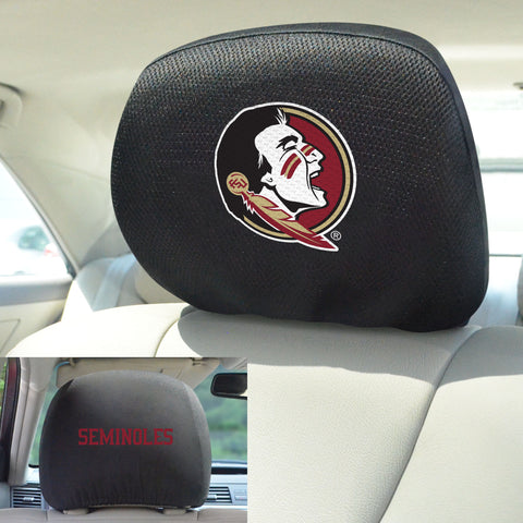 "Florida State Head Rest Cover 10""x13"""