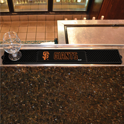 "MLB - San Francisco Giants Drink Mat 3.25""x24"""