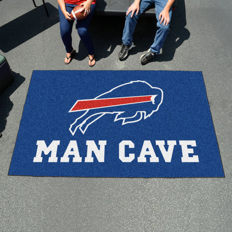 NFL - Buffalo Bills Man Cave UltiMat 5'x8' Rug