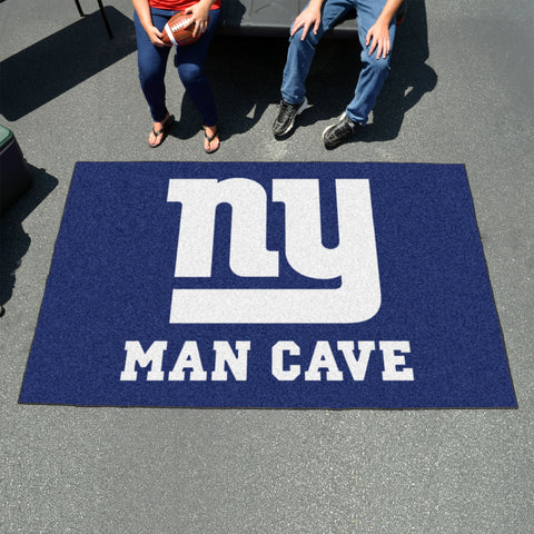 NFL - New York Giants Man Cave UltiMat 5'x8' Rug