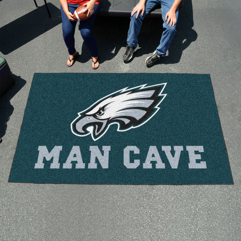 NFL - Philadelphia Eagles Man Cave UltiMat 5'x8' Rug
