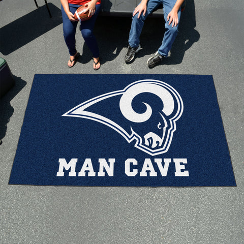 NFL - Los Angeles Rams Man Cave UltiMat 5'x8' Rug