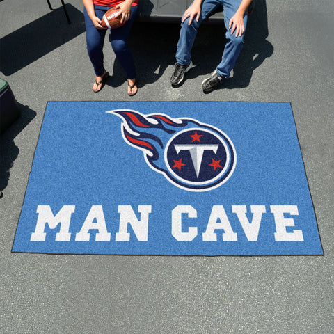 NFL - Tennessee Titans Man Cave UltiMat 5'x8' Rug