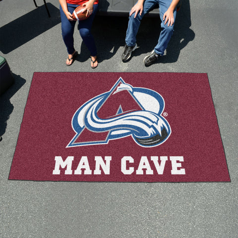 NHL - Colorado Avalanche Man Cave UltiMat 5'x8' Rug