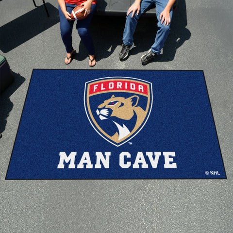NHL - Florida Panthers Man Cave UltiMat 5'x8' Rug
