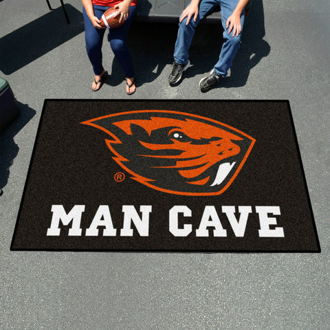 Oregon State Man Cave UltiMat 5'x8' Rug