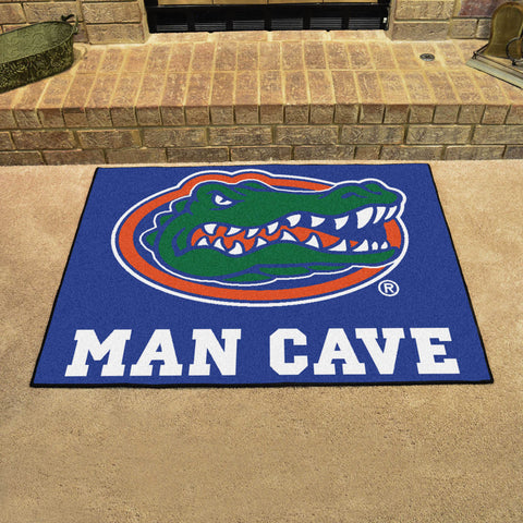 "Florida Man Cave All-Star Mat 33.75""x42.5"""