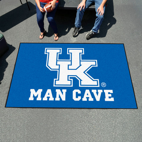 Kentucky Man Cave UltiMat 5'x8' Rug