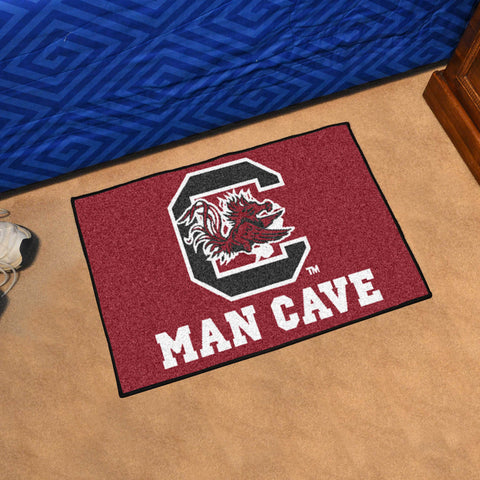 "South Carolina Man Cave Starter Rug 19""x30"""