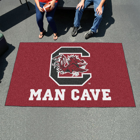 South Carolina Man Cave UltiMat 5'x8' Rug