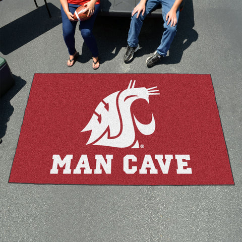 Washington State Man Cave UltiMat 5'x8' Rug