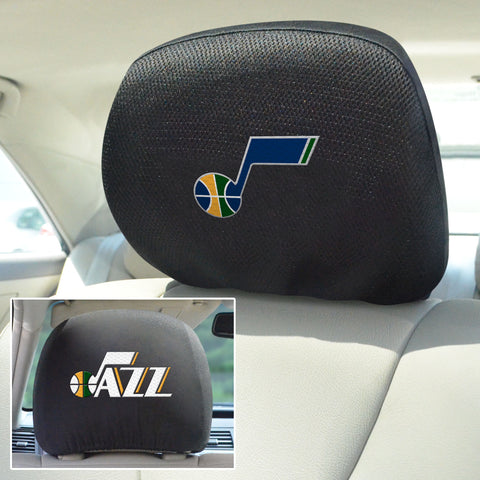 "NBA - Utah Lazz Head Rest Cover 10""x13"""