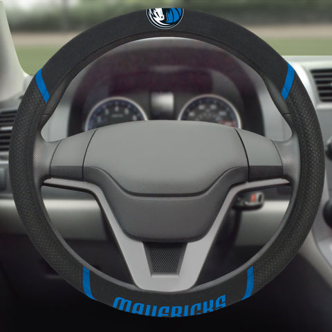"NBA - Dallas Mavericks Steering Wheel Cover 15""x15"""