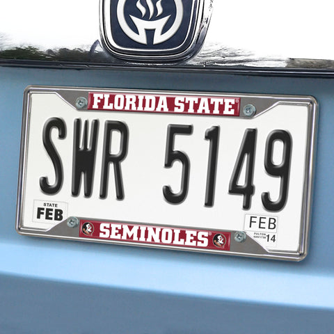 "Florida State License Plate Frame 6.25""x12.25"""