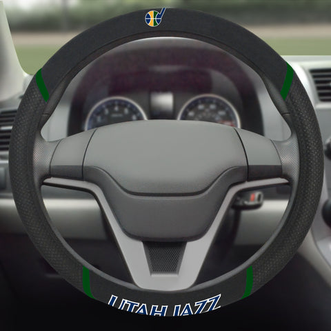 "NBA - Utah Jazz Steering Wheel Cover 15""x15"""
