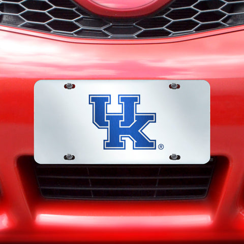 "Kentucky License Plate Inlaid 6""x12"""