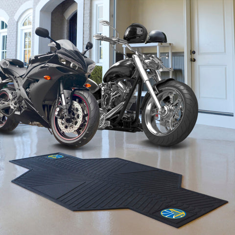 "NBA - Golden State Warriors Motorcycle Mat 82.5""x42"""
