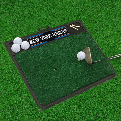 "NBA - New York Knicks Golf Hitting Mat 20"" x 17"""