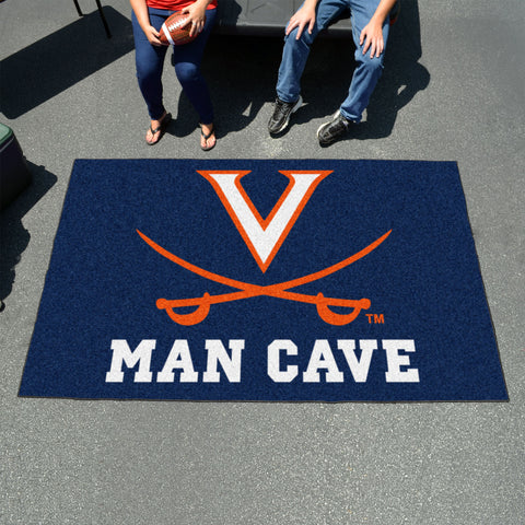 Virginia Man Cave UltiMat 5'x8' Rug